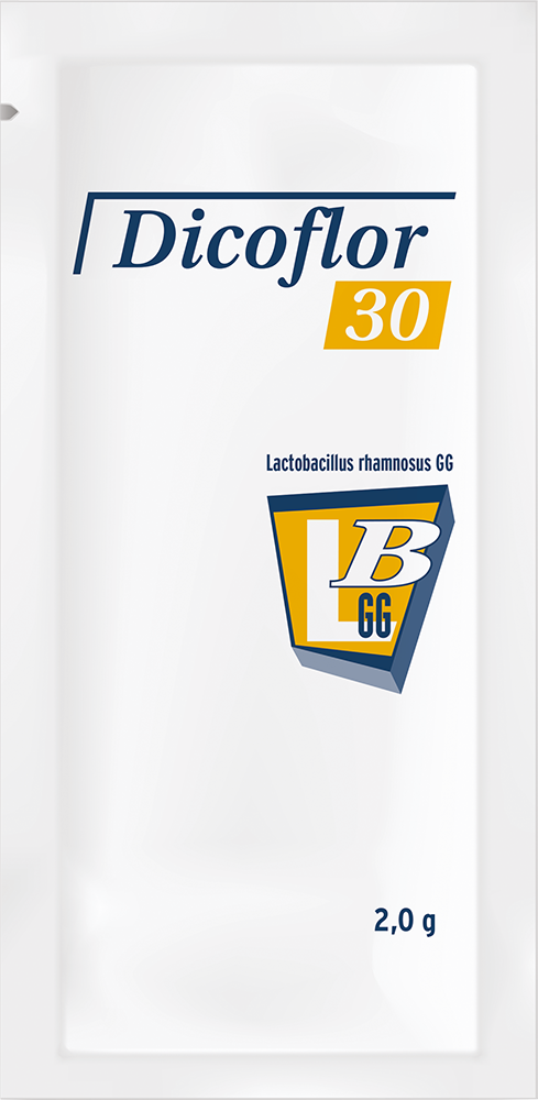 Dicoflor 30 bustine